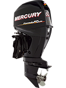 mercury racing 60 EFI FORMULARACE